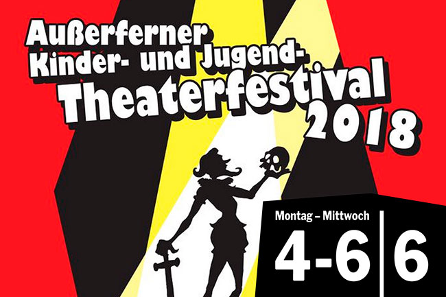 THEATERFESTIVAL (Montag, 04.06.2018)